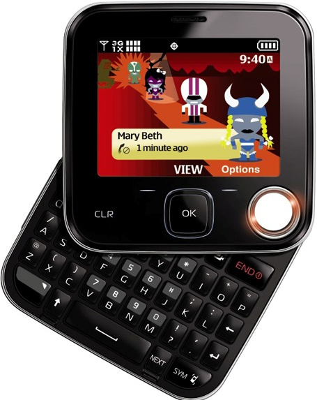 Nokia 7705 Twist to arrive at Verizon Wireless Stores