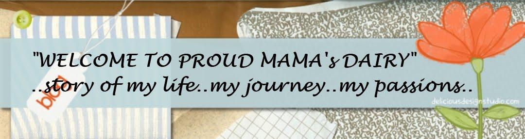 Proud Mama\