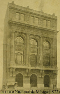 Instituto Nacional de Música (1922)