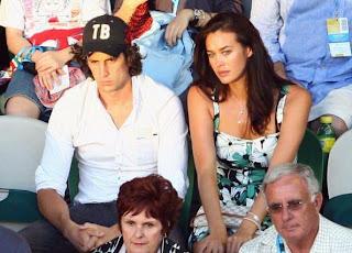 Celebrities at the Australian Open