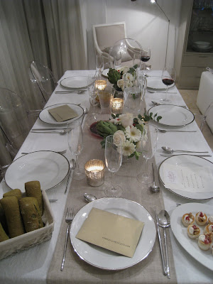 Cosas con encanto our stylish cooking club cena francesa for Cenas francesas