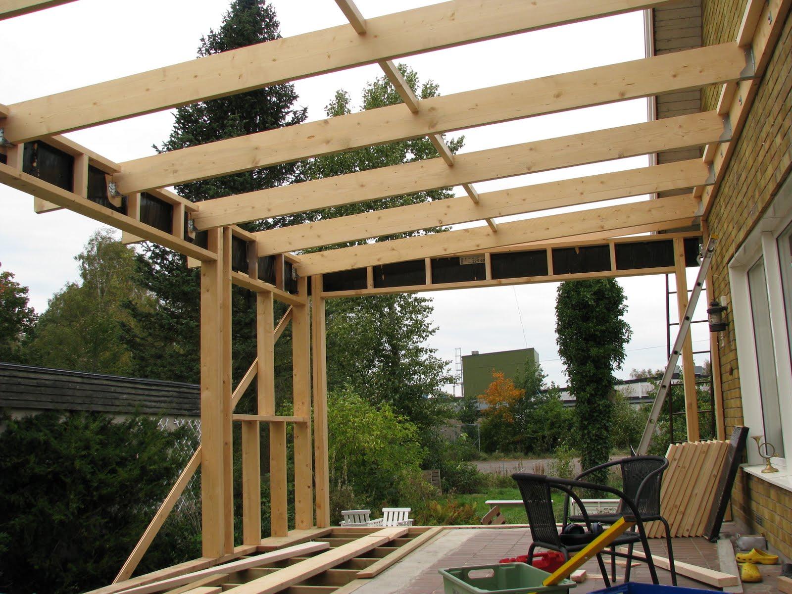 Как сделать террасу на крыше дачного дома