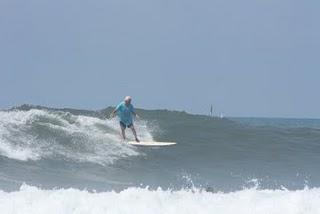 Robert Parker in Bali