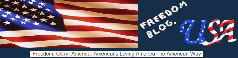 Freedom, Glory, America