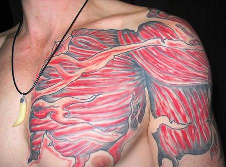 tattoo cute20. X-ray fetus tattoo. (Link)