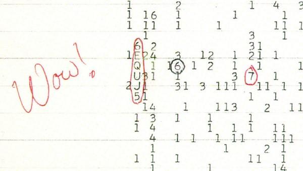 SETI Wow-signal-