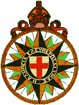 The Compass Rose: Seal of the Anglican Communion of the Holy Catholic Church