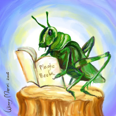 hikmah belalang