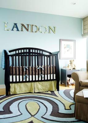 Style Decor: Baby Love Nursery