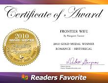 2010 Readers Favorite Award