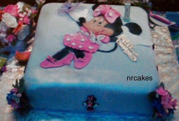 Bizcochos de Minnie Mouse - Imagui