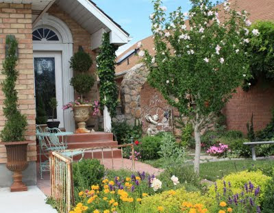 Landscaping Utah, Wasatch, Summit, & Salt Lake Counties| Kuhni ... on french country rose art, french country trees, french country cottage gardens, french country flower, french country vegetable gardens,