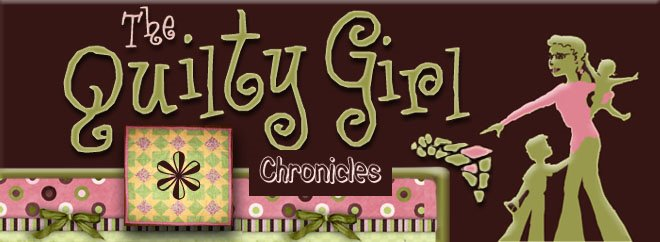 The Quilty Girl Chronicles