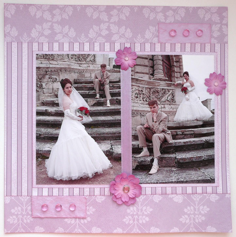 Альбом скрапбукинг свадебный своими руками