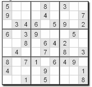 حصريا على كريزي مان أكثر 15,000 لعبه سودوكو بحجم ميجا