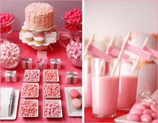 Valentine's Day Dessert Bar