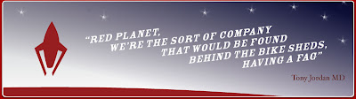 red planet banner