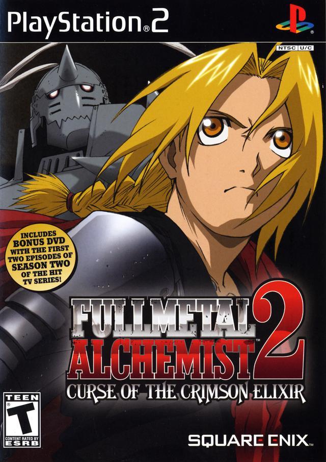 ¿Cual fue el ultimo juego que ganaste? - Página 5 Fullmetal-alchemist-2-curse-of-the-crimson-elixir-ps2