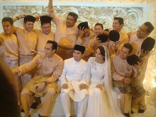 Perkahwinan Marion Caunter & SM Nasarudin, CEO Naza