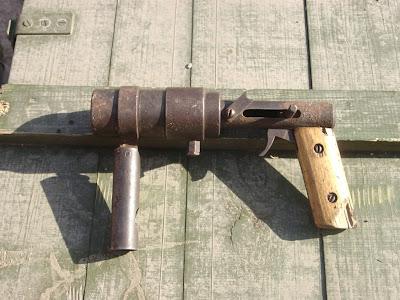Armas caseras, improvisadas, explosivos y supervivencia!!!!!