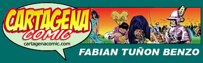 cartagena comic
