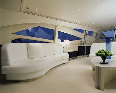 Pershing 115 The Luxury Yacht