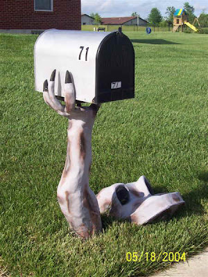 funny mailboxes damn cool pictures