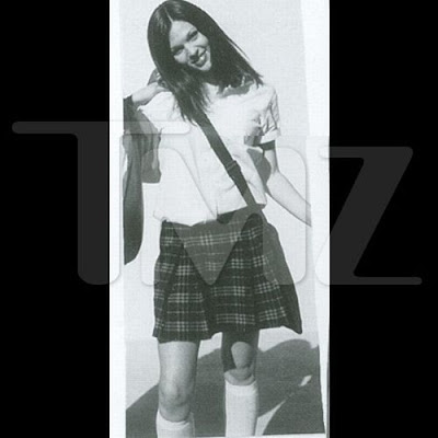 Megan Fox High School Pics. Here's pictures of Megan Fox at Morningside