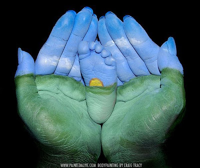 Body Art | Body Painting Pictures