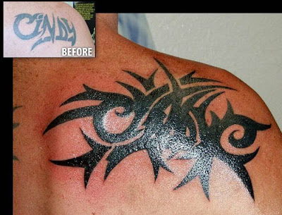 Tatto Bilder on Cover Up Tattoos   Damn Cool Pictures