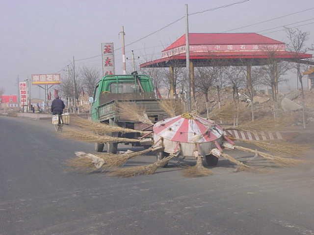 Suasana Aneh dan Lucu di China