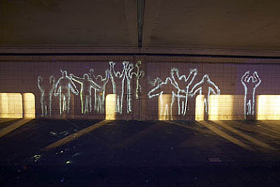 Shadow Graffiti