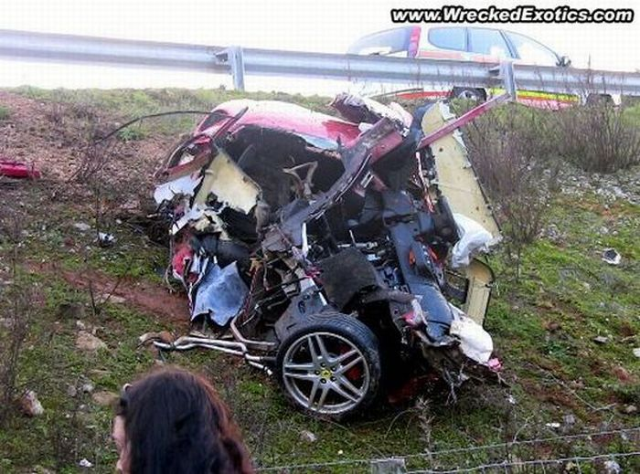 Unbelievable Supercar Crashes They Walked Away Fromfuckdamotto
