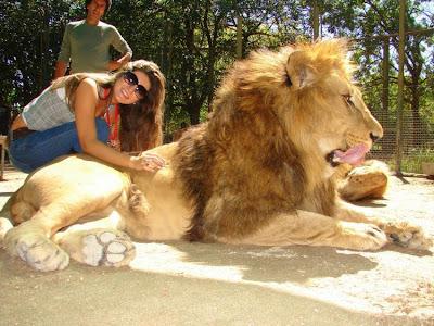 Kebun Binatang Paling Berbahaya di Dunia - Lujan Zoo4