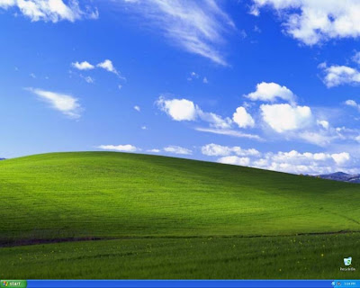 windows 95 wallpaper. Origin of Windows XP Default