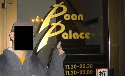 Strange restaurant names