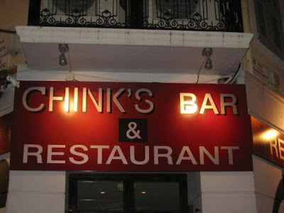 humorous restaurant names