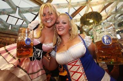 Mulheres Oktoberfest 2009