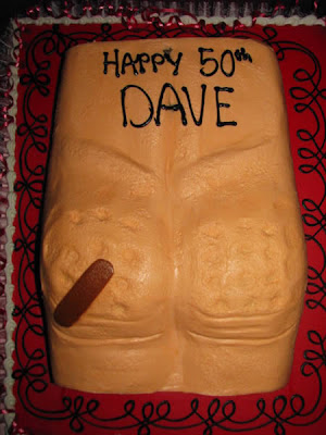 funny birthday cakes for men