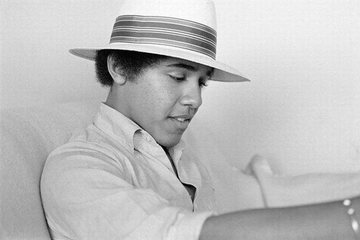 barack obama young - photo #11