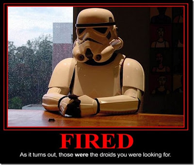Star Wars Motivational Posters on Ambyrisu S Awesome Random  Star Wars Demotivational Posters