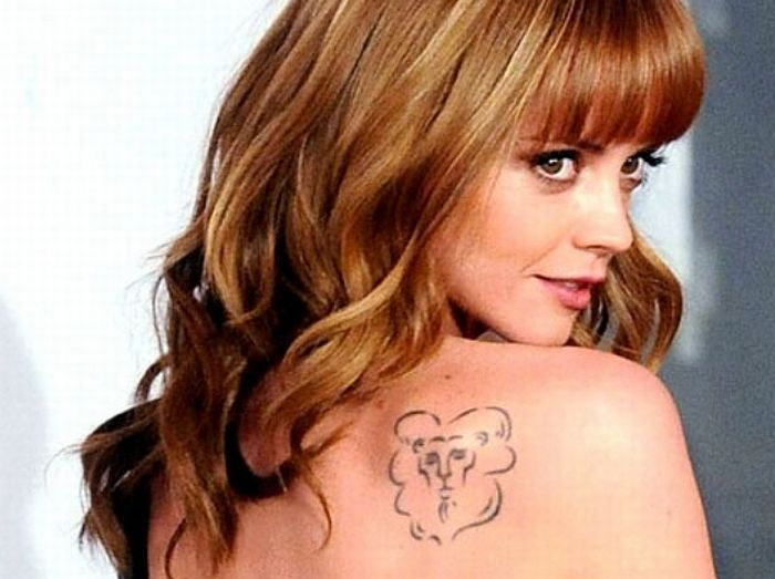 Labels: Christina Ricci Art Tattoo