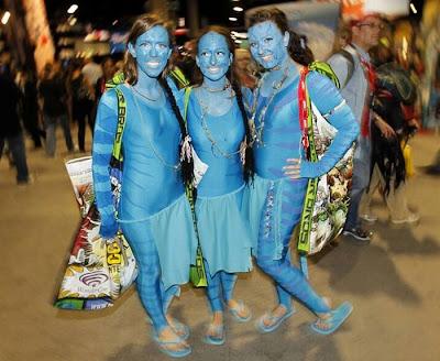 Comic-Con 2010 Fans Dress Up Seen On www.coolpicturegallery.net