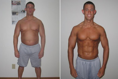Amazing Body Transformations ~ Damn Cool Pictures