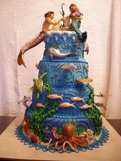 The Most Creative Cake Designs ~ Damn Cool Pictures