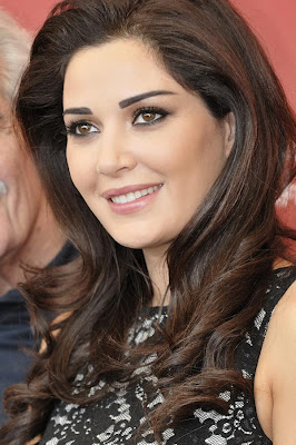 Cyrine Abdelnour Top 50 Most Desirable Arab Women of 2010