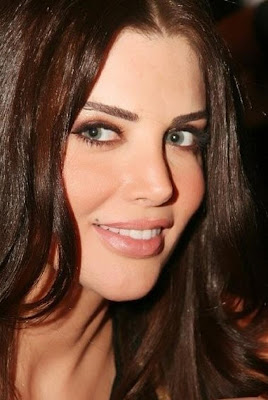 Mona Abou Hamzeh Top 50 Most Desirable Arab Women of 2010