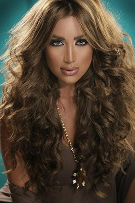 Maya Diab Top 50 Most Desirable Arab Women of 2010
