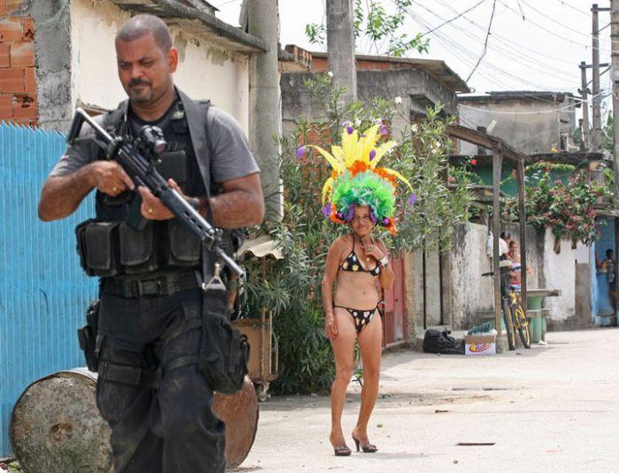 The Everyday Life Of Rio De Janeiro  Brazil