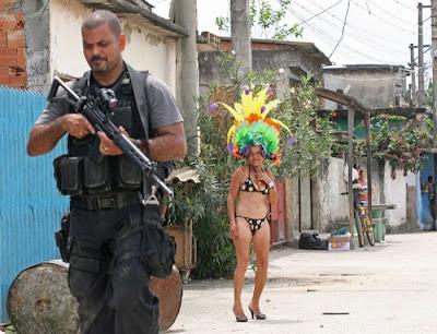 الحياة اليومية من ريو دي جانيرو